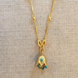 Amulette Turquoise