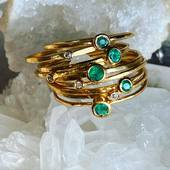 ✨Today's mood🌙✨ ACCUMULATION 🌕🌖🌗 🌙Bagues Émeraudes & Diamants www.schadestore.com • • • • ✨Made to measure✨✨Emerald and diamond rings to wear alone or in accumulations🌙 To discover on the eshop ✨#artjoaillerie #contemporaryart #diamond #joaillerie #emeraude #ring #handmadejewelry #jewelry #faitmain #montmartre #fashionstyle #parisianstyle #paris #preciousstones #modelife #stone #ring #bijouxcreateur #modernlife #modernlifestyle #schadejewellery #instajewelry #artisanatfrancais