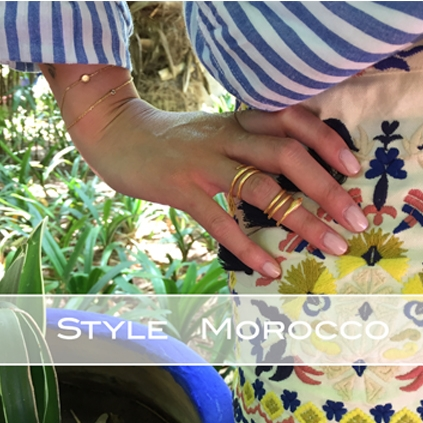 Style Morocco